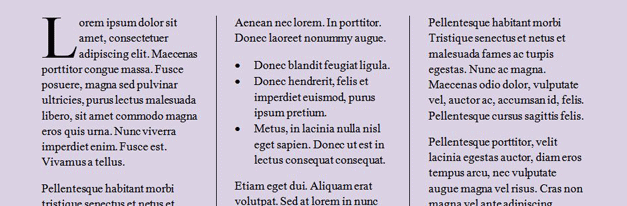 How to add lorem ipsum text to Word documents. Sample text.