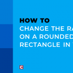 How to change the radius on a rounded rectangle in Word