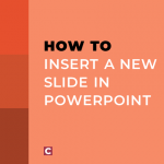 How to insert a new slide in PowerPoint